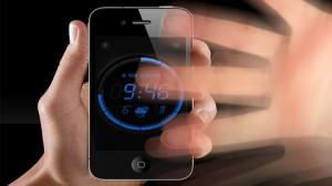 Wave Alarm iPhone app