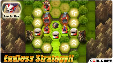 NVS Wargame - Ninja vs Samurai