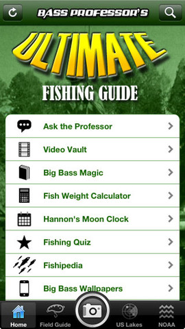 Ultimate Fishing Guide 1