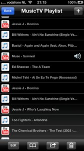 Music TV-Music App for iPhone