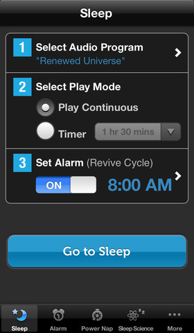 Sleep Genius-Best Sleep App for iPhone