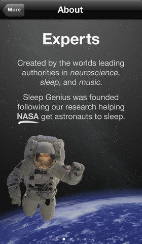 Sleep Genius-Mental Benefits for Goodnight Sleep