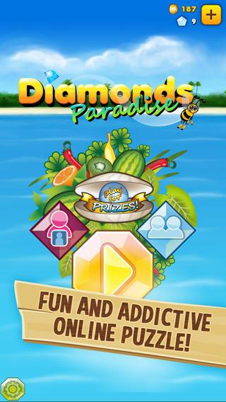 iPhone Diamond App