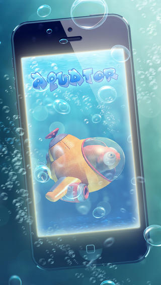 Aquator for iPhone