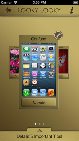iPhone File Protection App