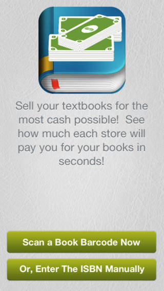SellYourBook for iPhone