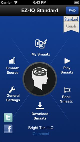 IQ Smaatz App