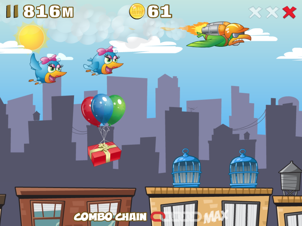 Games Like AngryBirds