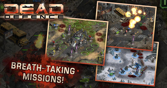 Monsters Vs Zombies Game