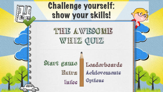 Whiz Quiz iPhone App