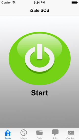 Road Navigator App for iPhone