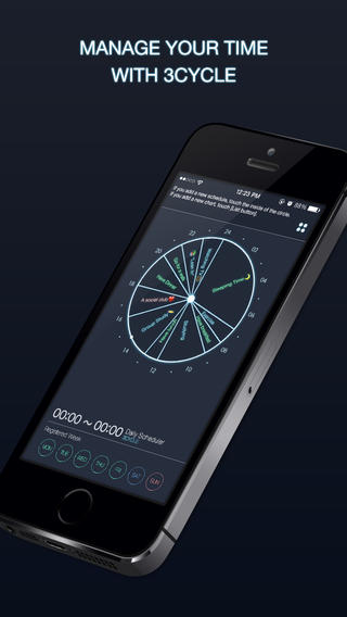 Daily-Scheduler-3Cycle-iPhone