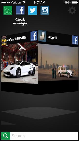MyBloc-Social-App