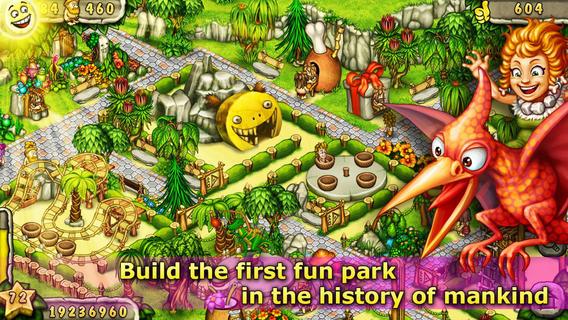 Amusement Park Gaming