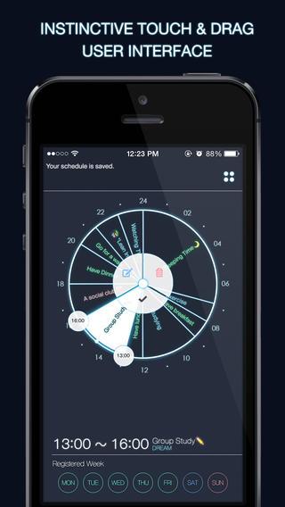 iPhone Task Scheduler App