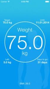 Weight-Tracker-App