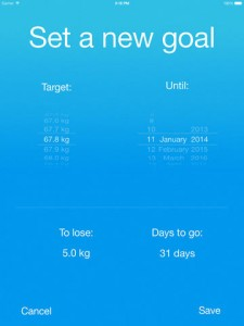 Professional-Weight-Tracker-App