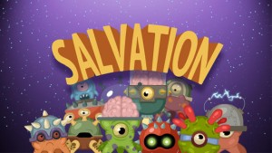 Salvation Game App