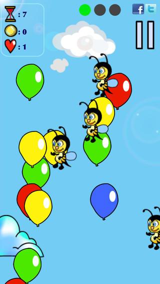 iPhone Balloon Popping App