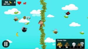 iPhone Monkey Game