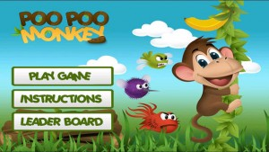 Monkey Climbing Tree Game for iPhone