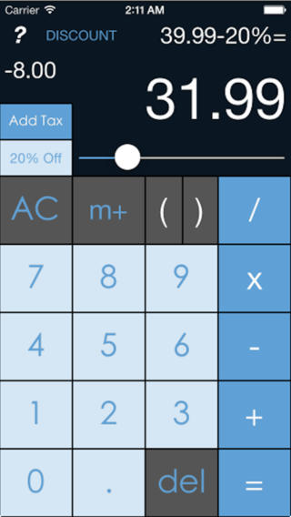 Tip Calculator Apps for iPhone