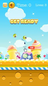 Candy Flying Games iPhone