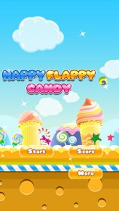 iPhone Flappy Candy Apps