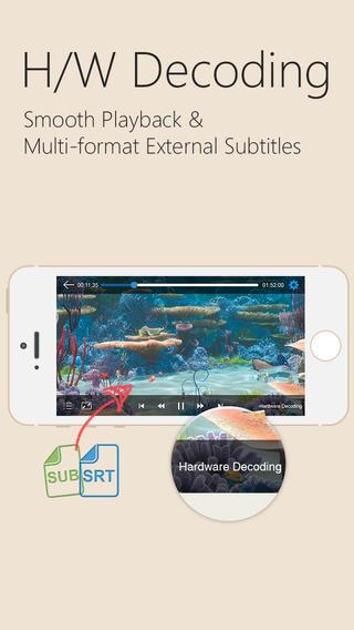 Video Player App iPhone