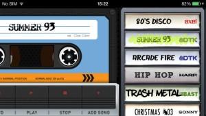 Vintage Cassette App