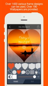 Pictures to Slideshow Movie Maker App