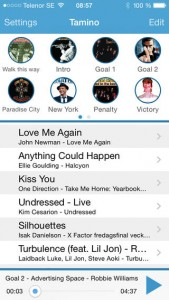 Music Apps for iPhone Spotify