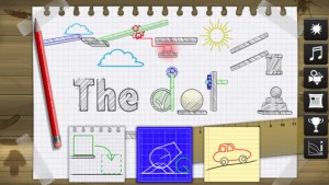 The Dot - a logic game for iPhone