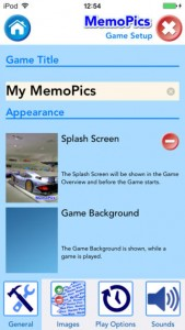 Pairs Photo Picture Matching Games iPhone