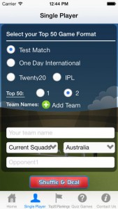 Play Wickets Cricket Game App