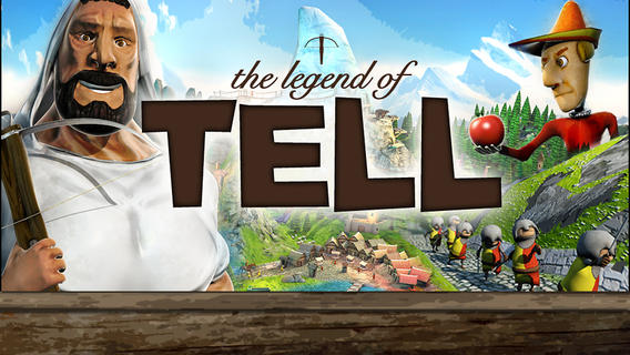 Legend William Tell iPhone Game
