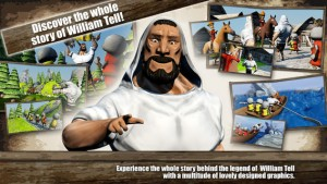 Legend William Tell Story App iPhone