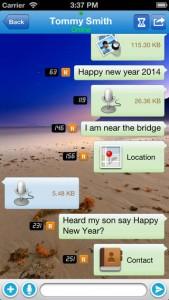 Private Messenger App