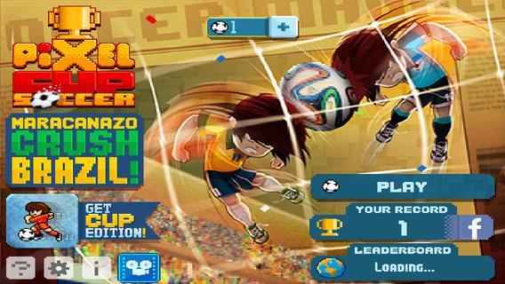 Maracana Brazil Soccer Game App