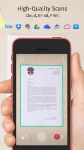 Scanbot - PDF & QR Code Scanner
