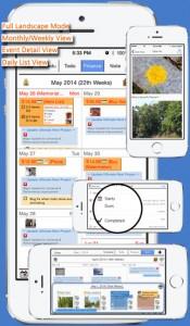 Ultimate Calendar Scheduling App iPhone