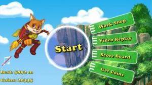 Fox Tales iPhone App