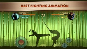iPhone Classical Fighting Game