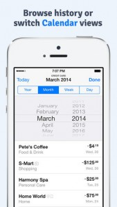 Income and Expense Manager App