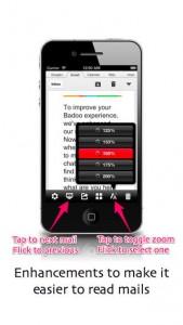 iMailG - An App for iOS
