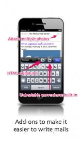 iMailG - iOS app for Gmail