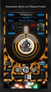 iPhone AstoundSound Music Player