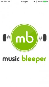 music BLEEPER for iPhone