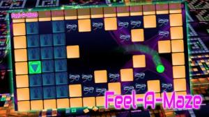 iPhone Feel-A-Maze App