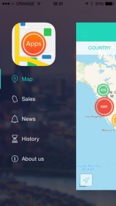 AppsMapper for iPhone